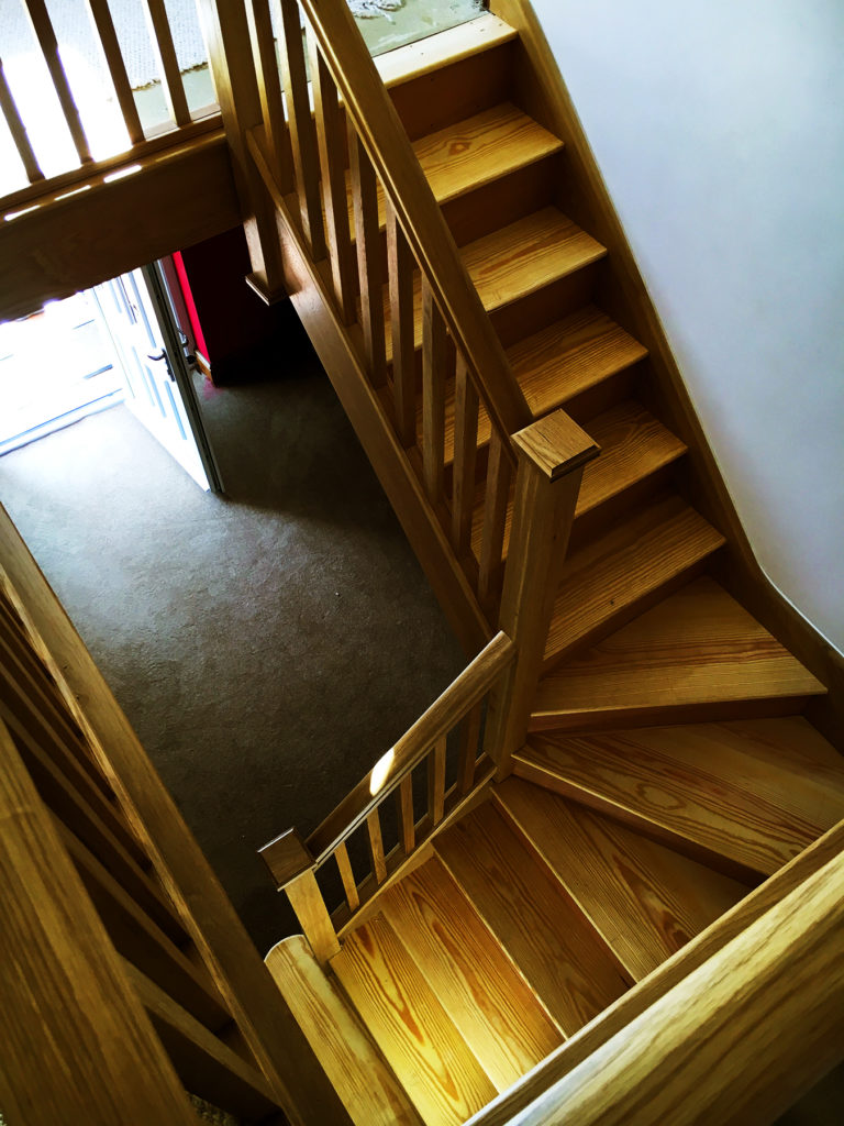 nise stairs truswells joinery